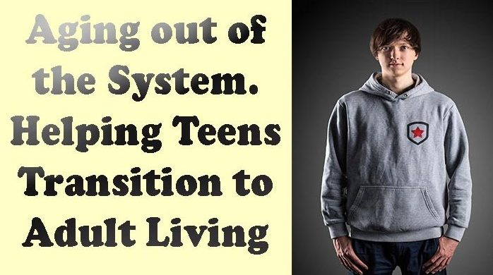 Foster Care Teens Who Are Aging Out - How Businesses and Individuals Can Help
