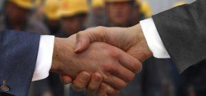 Productivity Pyramid TM hand shake